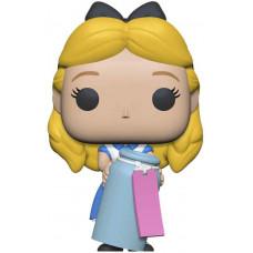 Фигурка Alice in Wonderland 70th Anniversary - POP! - Alice with Drink Me Bottle (9.5 см)