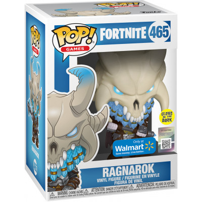 Фигурка Funko Fortnite - POP! Games - Ragnarok (Glows in the Dark) (Exc) 43246 (9.5 см)