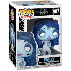 Фигурка Corpse Bride - POP! Movies - Emily (Diamond Glitter) (9.5 см)
