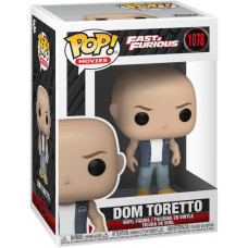 Фигурка Fast & Furious 9 - POP! Movies - Dom Toretto (9.5 см)