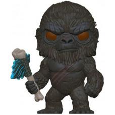 Фигурка Godzilla Vs Kong - POP Movies - Kong with Scepter (Flocked) (9.5 см)