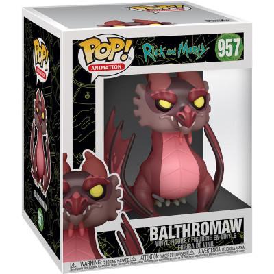 Фигурка Funko Rick & Morty - POP! Animation - Balthromaw 55251 (15 см)