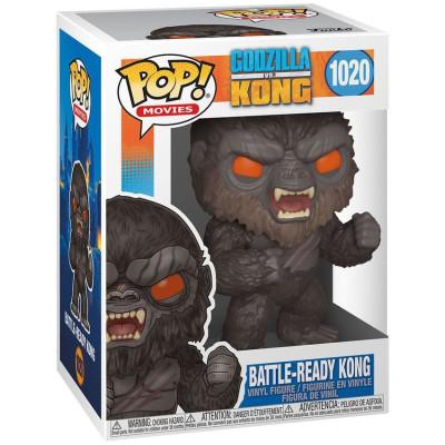 Фигурка Funko Godzilla Vs Kong - POP Movies - Battle-Ready Kong 50952 (9.5 см)
