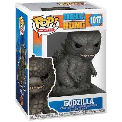 Фигурка Funko Godzilla Vs Kong - POP Movies - Godzilla 50956 (9.5 см)