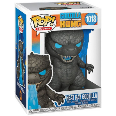 Фигурка Funko Godzilla Vs Kong - POP Movies - Heat Ray Godzilla 50955 (9.5 см)
