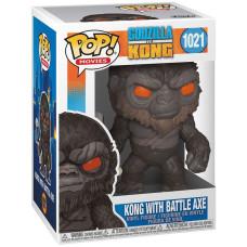 Фигурка Godzilla Vs Kong - POP Movies - Kong with Battle Axe (9.5 см)