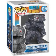 Фигурка Godzilla Vs Kong - POP Movies - Mechagodzilla (Metallic) (9.5 см)