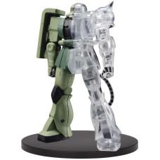 Фигурка Gundam Universe - Internal Structure MS-06F Zaku II (Ver. A) (14 см)