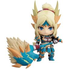 Фигурка Monster Hunter World: Iceborne - Nendoroid - Hunter (Female Zinogre Alpha Armor) (Ver DX) (10 см)