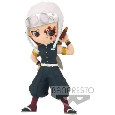 Фигурка Banpresto Demon Slayer: Kimetsu no Yaiba - Q posket Petit Vol.4 - Tengen Uzui BP17746P (7 см)