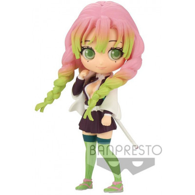 Фигурка Banpresto Demon Slayer: Kimetsu no Yaiba - Q posket Petit Vol.4 - Tengen Uzui BP17747P (7 см)