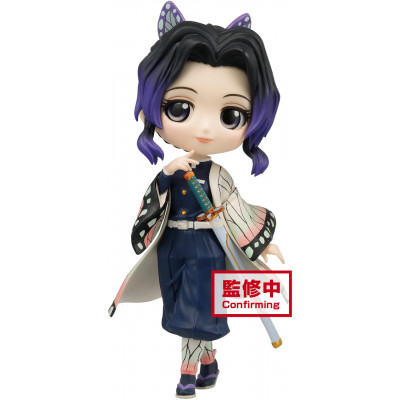 Фигурка Banpresto Demon Slayer: Kimetsu no Yaiba - Q posket - Shinobu Kocho (ver.A) BP17624P (14 см)