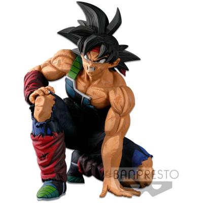 Фигурка Banpresto Dragon Ball Super - World Figure Colosseum 3 Super Master Stars - Piece Bardock (Brush Ver.) BP17682 (17 см)