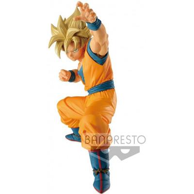 Фигурка Banpresto Dragon Ball Super - Super Zenkai Solid Vol.1 - Super Saiyan Goku BP17756P (19 см)
