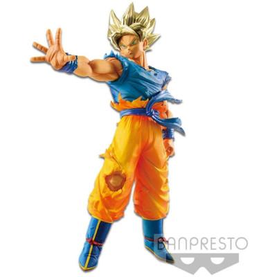 Фигурка Banpresto Dragon Ball Z - Blood Of Saiyans - Super Saiyan Goku (Special Ver.) BP17679P (20 см)