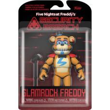 Фигурка Five Nights at Freddy's: Security Breach - Action Figure - Glamrock Fred (17 см)
