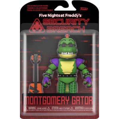 Фигурка Funko Five Nights at Freddy's: Security Breach - Action Figure - Montgomery Gator 47492 (17 см)