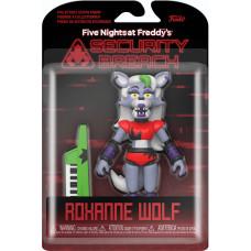Фигурка Five Nights at Freddy's: Security Breach - Action Figure - Roxanne Wolf (17 см)