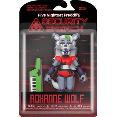 Фигурка Funko Five Nights at Freddy's: Security Breach - Action Figure - Roxanne Wolf 47493 (17 см)