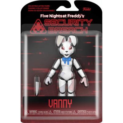 Фигурка Funko Five Nights at Freddy's: Security Breach - Action Figure - Vanny 47494 (17 см)