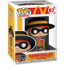 Фигурка McDonald's - POP! Ad Icons - Hamburglar (9.5 см)