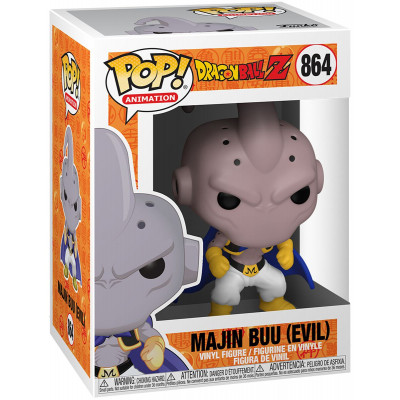 Фигурка Funko Dragon Ball Z - POP! Animation - Majin Buu (Evil) 48610 (9.5 см)