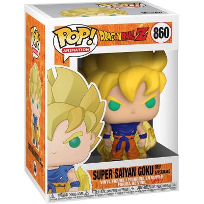 Фигурка Funko Dragon Ball Z - POP! Animation - Super Saiyan Gohan (First Appearance) 48600 (9.5 см)