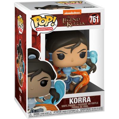 Фигурка Funko The Legend of Korra - POP! Animation - Korra 46948 (9.5 см)
