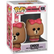 Фигурка Line Friends - POP! Animation - Choco (9.5 см)