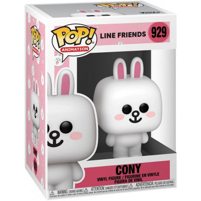 Фигурка Funko Line Friends - POP! Animation - Cony 48152 (9.5 см)