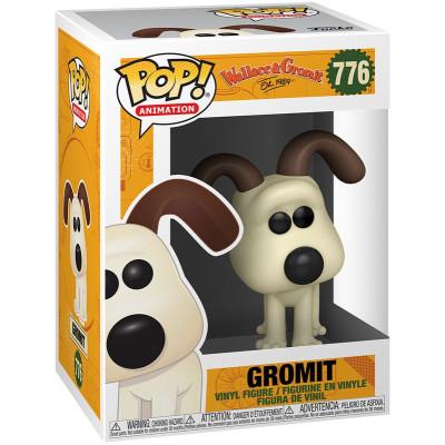 Фигурка Funko Wallace & Gromit - POP! Animation - Gromit 47694 (9.5 см)