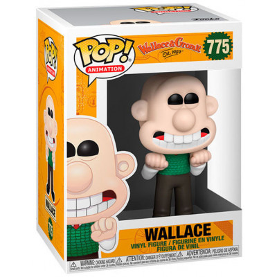 Фигурка Funko Wallace & Gromit - POP! Animation - Wallace 47693 (9.5 см)