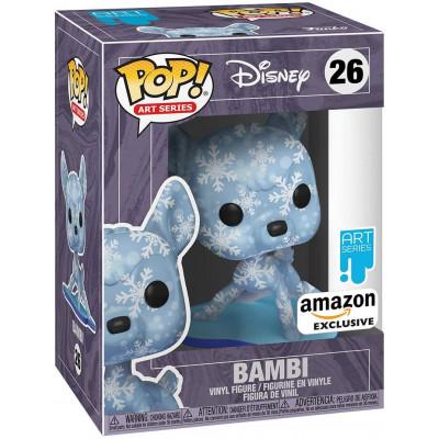 Фигурка Funko Bambi - POP! Art Series - Bambi (Exc) 55671 (9.5 см)