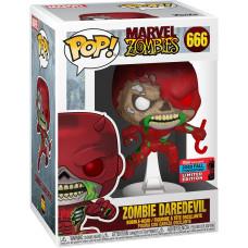 Головотряс Marvel Zombies - POP! - Daredevil (Exc) (9.5 см)