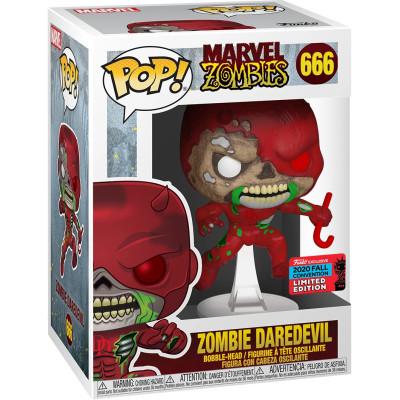 Фигурка Funko Головотряс Marvel Zombies - POP! - Daredevil (Exc) 47871 (9.5 см)