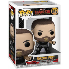 Головотряс Shang-Chi and The Legend of The Ten Rings - POP! - Razor Fist (9.5 см)