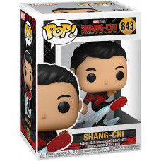 Головотряс Shang-Chi and The Legend of The Ten Rings - POP! - Shang-Chi (Kicking) (9.5 см)