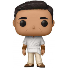 Головотряс Shang-Chi and The Legend of The Ten Rings - POP! - Wenwu (in White Outfit) (Exc) (9.5 см)