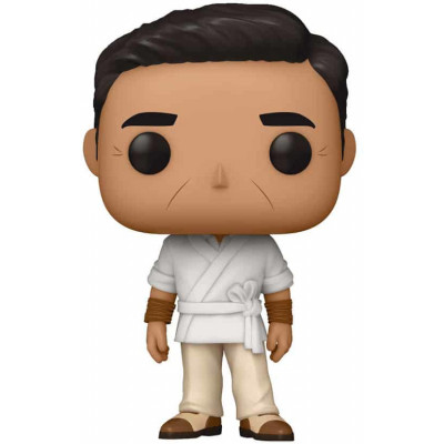 Фигурка Funko Головотряс Shang-Chi and The Legend of The Ten Rings - POP! - Wenwu (in White Outfit) (Exc) 54612 (9.5 см)