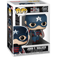 Головотряс The Falcon & Winter Soldier - POP! - John F Walker (9.5 см)