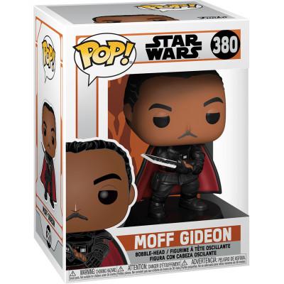 Фигурка Funko Головотряс Star Wars: The Mandalorian - POP! Bobble - Moff Gideon 48739 (9.5 см)