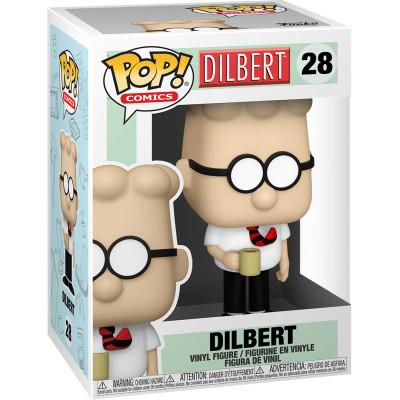 Фигурка Funko Dilbert - POP! Comics - Dilbert 51557 (9.5 см)