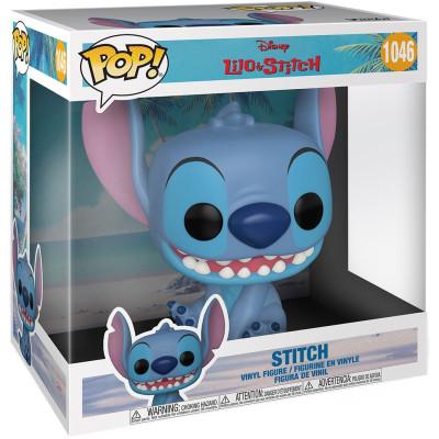 Фигурка Funko Lilo & Stitch - POP! - Stitch (Smiling Seated) 55618 (25.5 см)