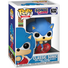 Фигурка Sonic the Hedgehog - POP! Games - Classic Sonic (9.5 см)