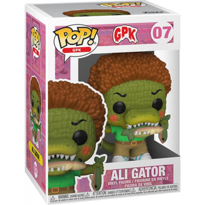 Фигурка Funko Garbage Pail Kids - POP! GPK - Ali Gator 54345 (9.5 см)