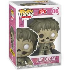 Фигурка Garbage Pail Kids - POP! GPK - Jay Decay (9.5 см)