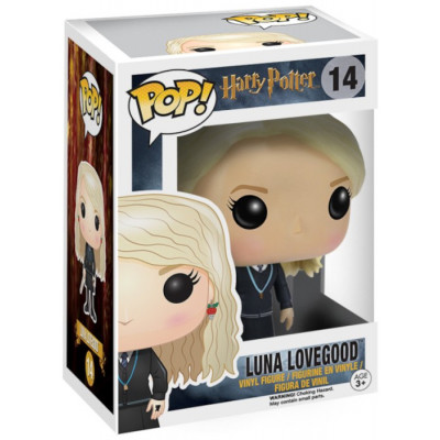 Фигурка Funko Harry Potter - POP! - Luna Lovegood 6572 (9.5 см)