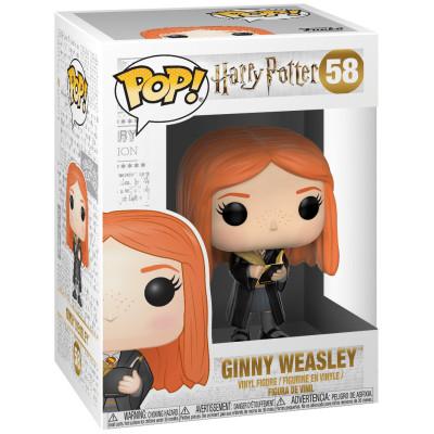 Фигурка Funko Harry Potter - POP! - Ginny Weasley (with Diary) 29504 (9.5 см)