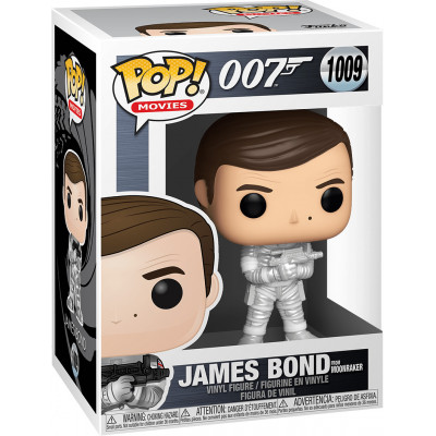 Фигурка Funko 007 - POP! Movies - James Bond from Moonraker 35636 (9.5 см)