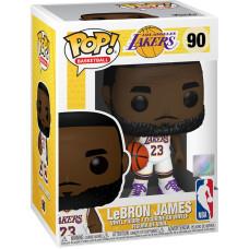 Фигурка NBA: LA Lakers - POP! Basketball - Lebron James (Alternate) (9.5 см)